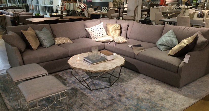 Beautiful Couches And Other Home Decor At High Fashion In Midtown Houston