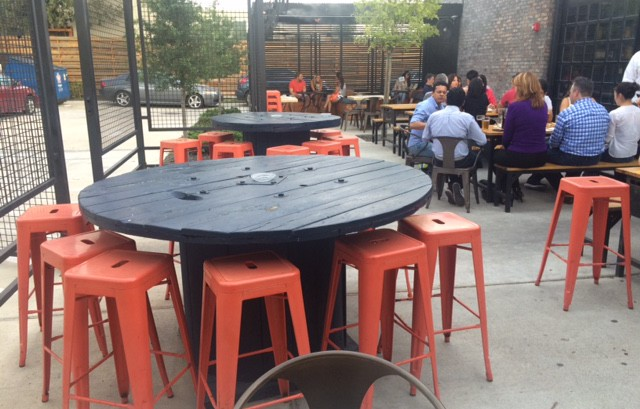 Superior ... Woosters Garden Houston Patio Terrace ...