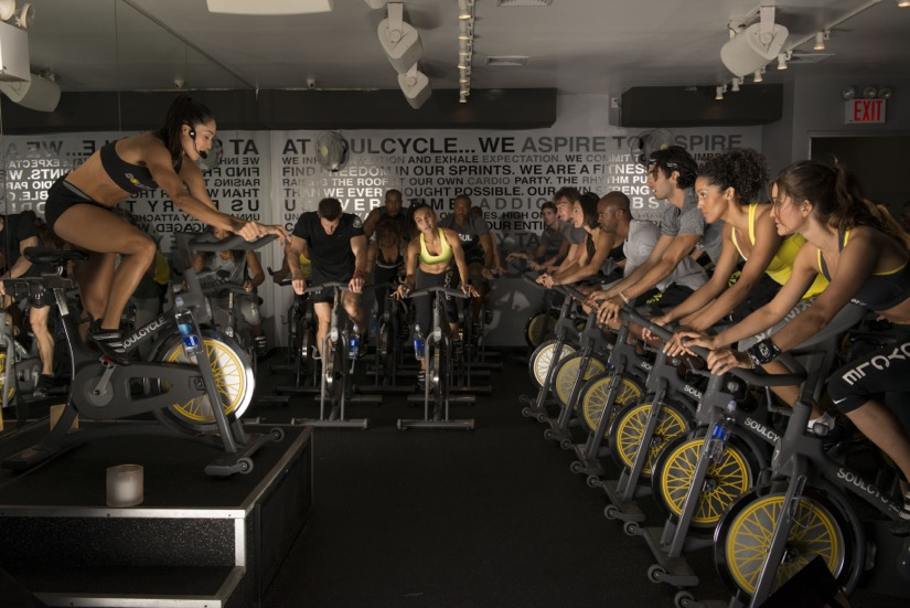 SoulCycle Houston Indoor Cycling Class