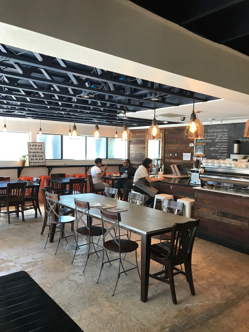 New in the Houston Heights: Throughgood coffee - Hipster Hotspots