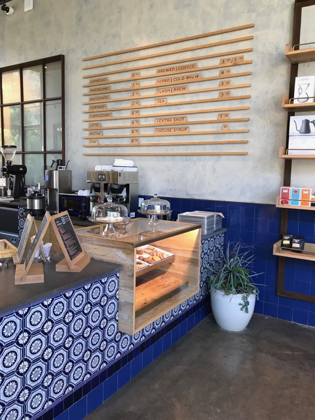 Mañana Austin - hipster coffee shop on South Congress Ave