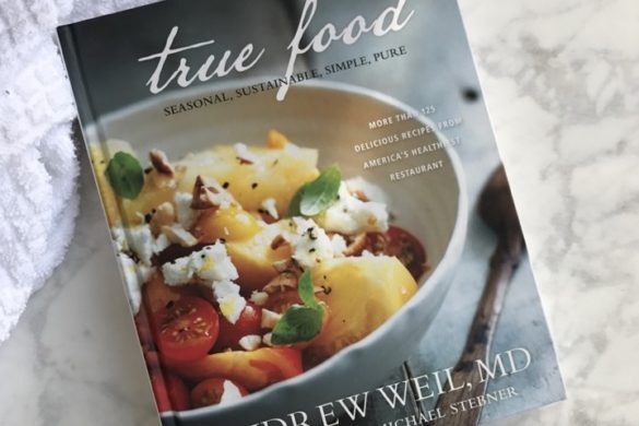 true food kitchen cookbook feature
