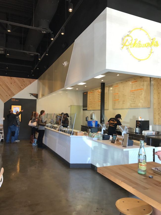 Pokeworks houston personalize your poké hipster hotspots